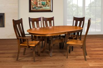 France Dining Group, Artisan Furniture, Dutch Craft Furnishings,Dutch Craft Amish Furniture,Wood