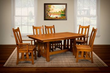 Fremont Dining Group, Artisan Furniture, Dutch Craft Furnishings,Dutch Craft Amish Furniture,Wood