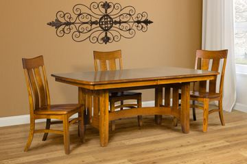 Galena Dining Group, Artisan Furniture, Dutch Craft Furnishings,Dutch Craft Amish Furniture,Wood