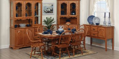 Heritage Dining Room,Brookside wood furniture,Amish furniture,Wood furn,dutch craft furnishings