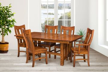 Houston Dining Group, Artisan Furniture, Dutch Craft Furnishings,Dutch Craft Amish Furniture,Wood