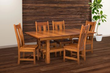 Jackson Dining Group, Artisan Furniture, Dutch Craft Furnishings,Dutch Craft Amish Furniture,Wood