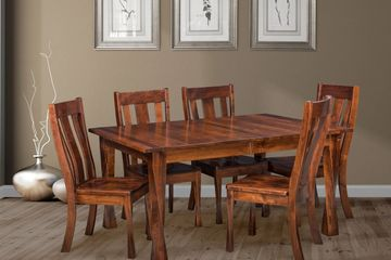 Lawson Dining Group, Artisan Furniture, Dutch Craft Furnishings,Dutch Craft Amish Furniture,Wood