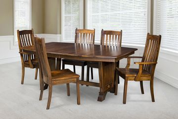 Liberty Dining Group, Artisan Furniture, Dutch Craft Furnishings,Dutch Craft Amish Furniture,Wood