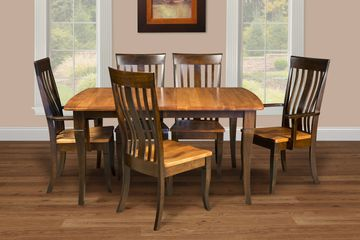 Newburry Dining Group, Artisan Furniture, Dutch Craft Furnishings,Dutch Craft Amish Furniture,Wood