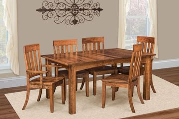 Oakland Dining Group,Artisan Furniture, Dutch Craft Furnishings, Amish, Furniture,Wood