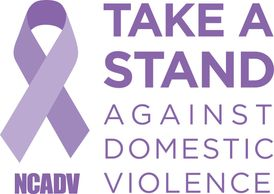 NCADV Take a stand against Domestic Violence