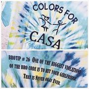 Colors for CASA