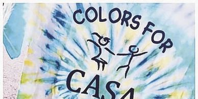 Colors for CASA Logo