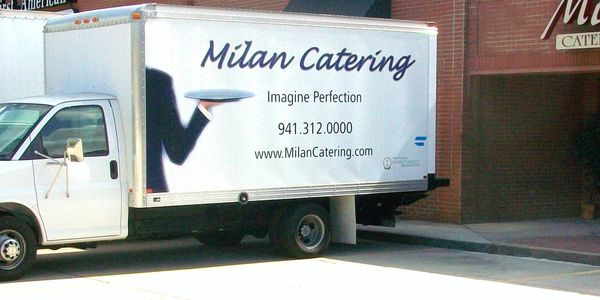Milan Catering in Sarasota