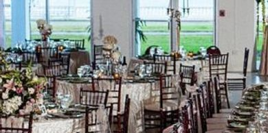 Tampa Garden Club weddings with Milan Catering
