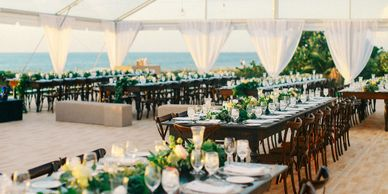 Private weddings with Milan Catering