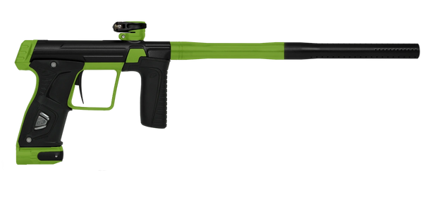 Gtek 170r Lime green colorway Cerakote by Nightmare inc Paintball & Airsoft Port St Lucie Florida
