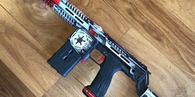 Planet Eclipse MG100 Star Wars Empire Shock trooper paintball marker