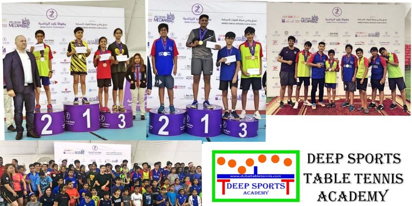 DEEP SPORTS CHAMPS MAY 2019