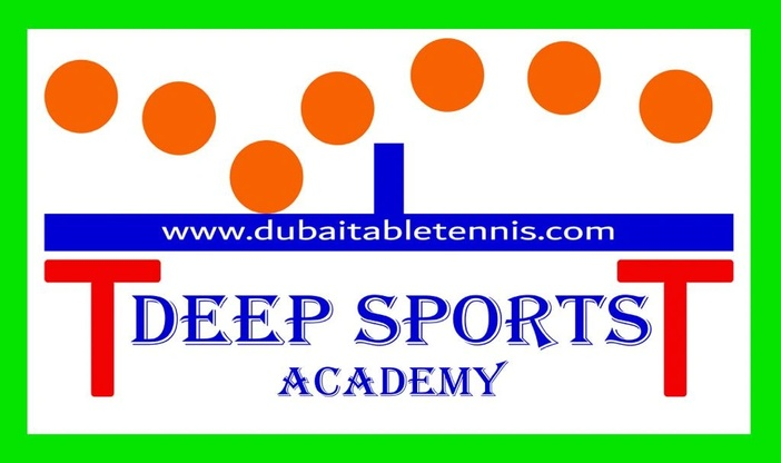 DEEP SPORTS - Table Tennis Academy Dubai