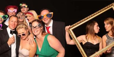 Paparazzi Hire Photo booths