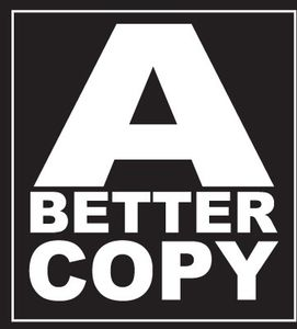 A Better Copy Logo
