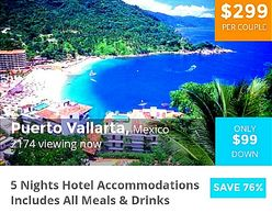 Mexico vacation packages by Troy Weaver.