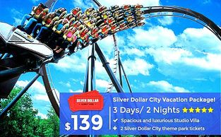 Branson silver dollar city vacation packages by Troy Weaver.