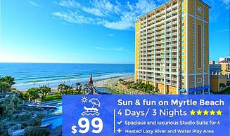Myrtle Beach vacation packages by Troy Weaver.