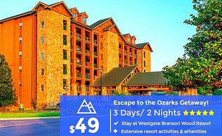 Branson vacation packages by Troy Weaver.