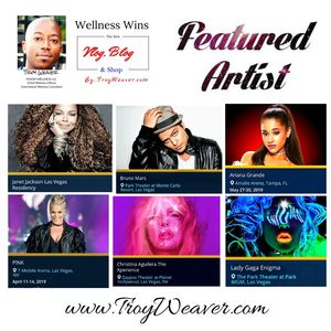 Featured artist live in concert by Troy Weaver.