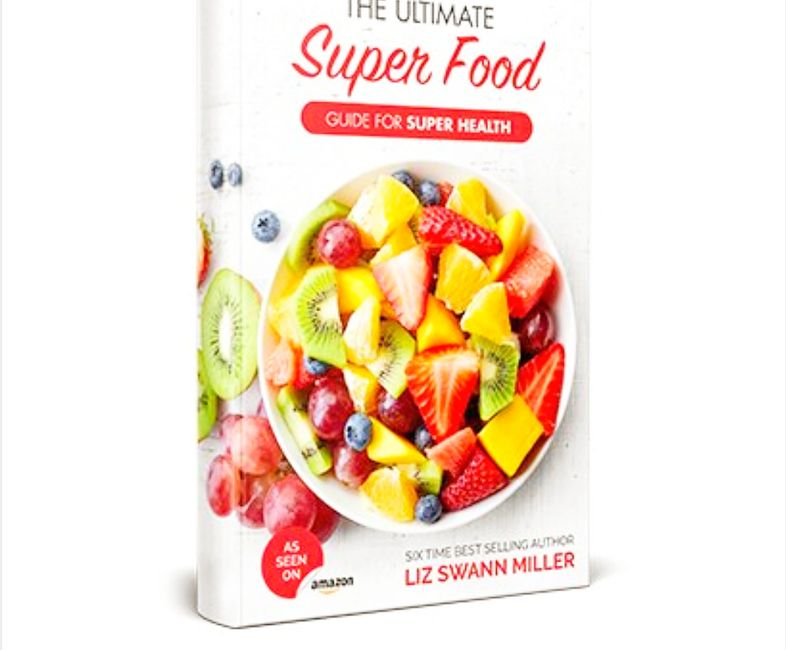 Superfoods that help increase energy and promote weight loss by Troy Weaver.