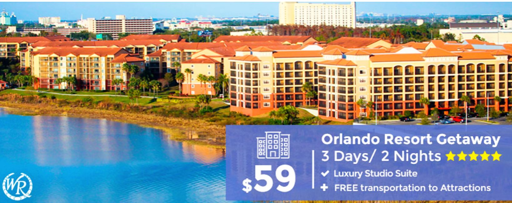 Orland vacation packages by Troy Weaver.