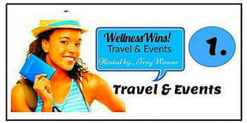 Travel and Events with hit concert tickets and vacation packages by Troy Weaver.