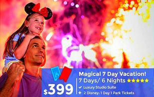 Disney orlando resort vacation packages by Troy Weaver.