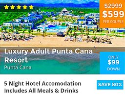 Punta Cana vacation packages by Troy Weaver.