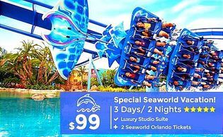 Orlando vacation packages by Troy Weaver.