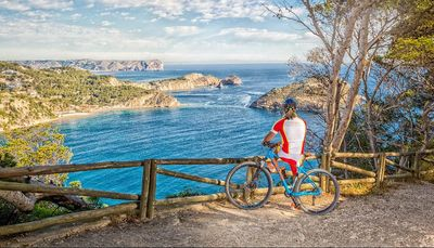 Cycling routes Costa Blanca