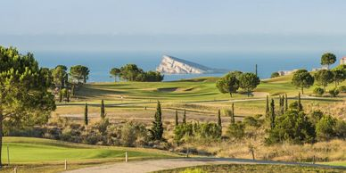 Villaitana Golf Course Spain