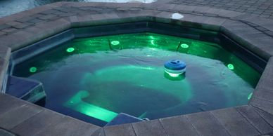 Hot tubs are a great addition to any pool, or even along on those cool summer nights.