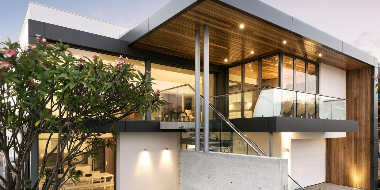 G2 Double Glazed Windows and Doors in Luxury Display Home Mosman Park Western Australia