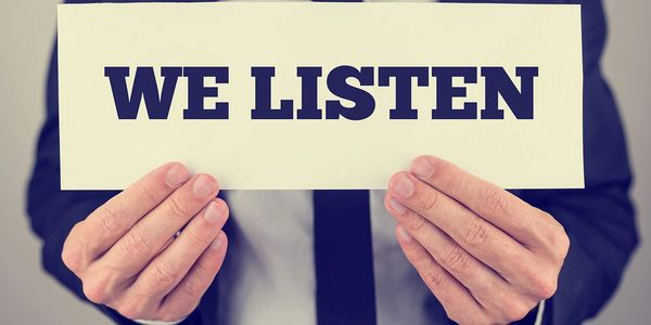We listen so your hearing aids exceed your expectations!