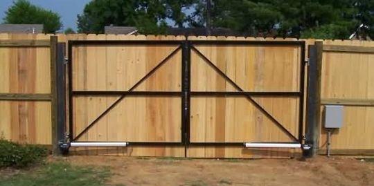Alabama Fence