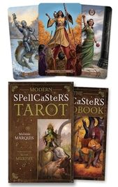 Modern Spellcaster's Tarot designed by Melanie Marquis (illustrated by Scott Murphy)