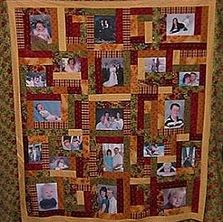 Memory and Photo Quilts