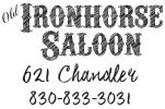 OLD IRONHORSE SALOON