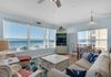Luxurious corner condo with great views. Low-occupancy with uncrowded beach!