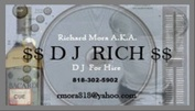 DJ Rich Intempo (Pro DJ/MC/Photobooth Service)