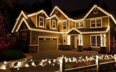 Christmas Light Installation Lehi Utah