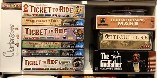 Board Gaming Info on Games that I enjoy playing and think worth sharing