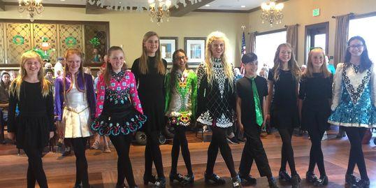 St. Patrick's Day, Irish Dance, Clan Rince, San Diego