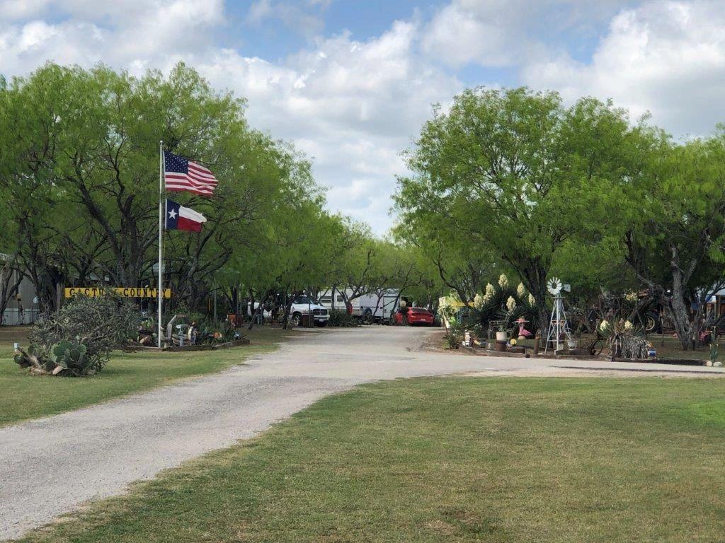 Cactus Country RV Park in San Antonio, Texas