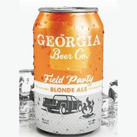 Georgia Beer Company Field Party Blonde Ale