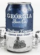 Georgia Beer Company Destress Express Coffee Milk Stout